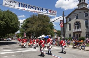 Raimondo blows off Bristol:  first Governor in history of Rhode Island to skip parade
