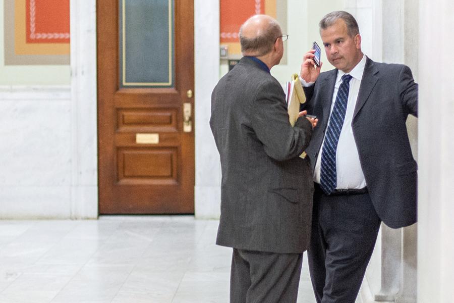 BREAKING NEWS:  feds building a RICO case against House Speaker Nick Mattiello