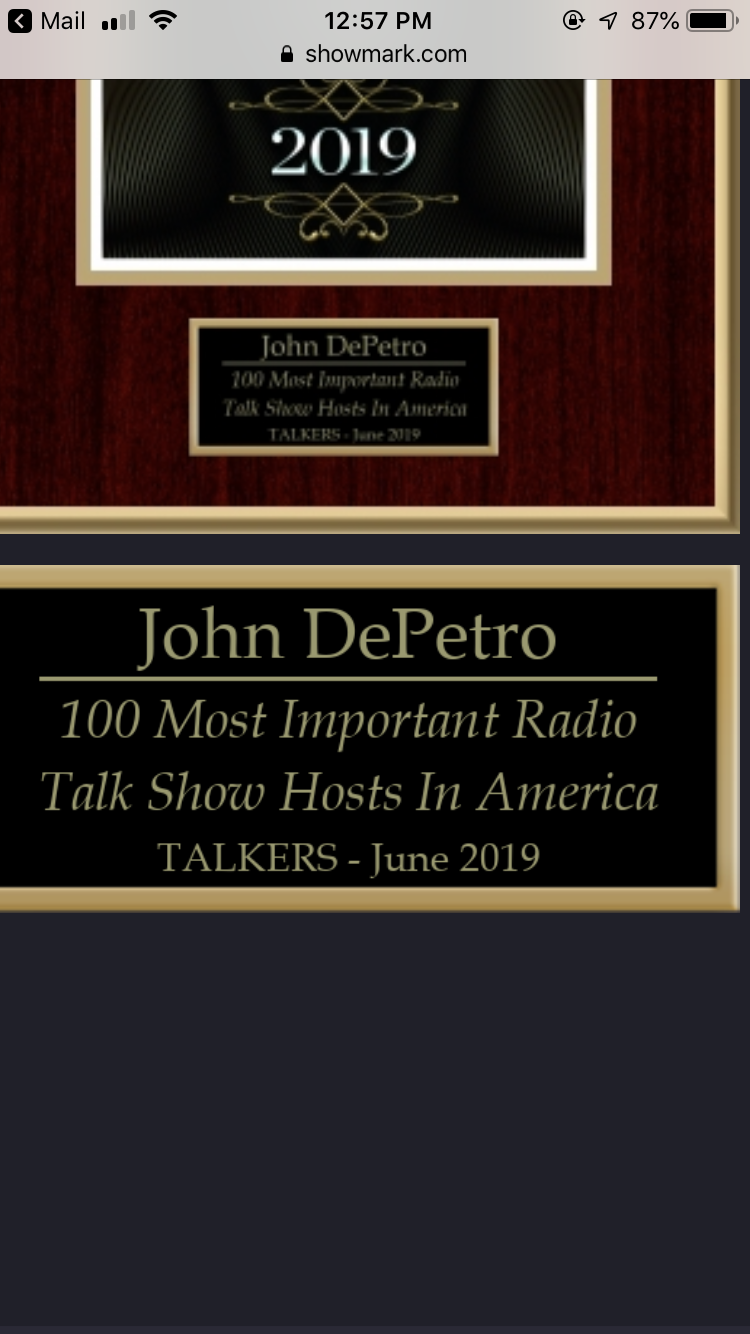 Top 100 Radio Talk Show Hosts