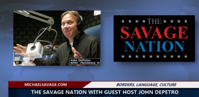 John DePetro Radio Talk Show Host