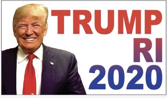 Trump Rhode Island 2020