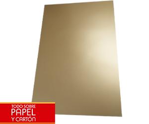 Papel sintético graffiti pearl gold