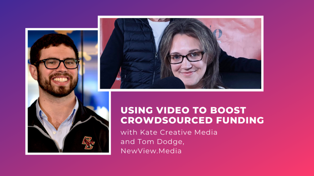 NewView.Media: Using Video to Boost Crowdsourced Funding
