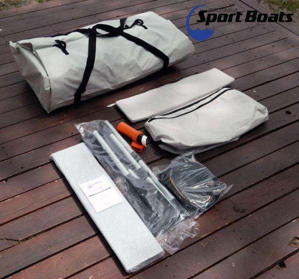 sport boat accessories