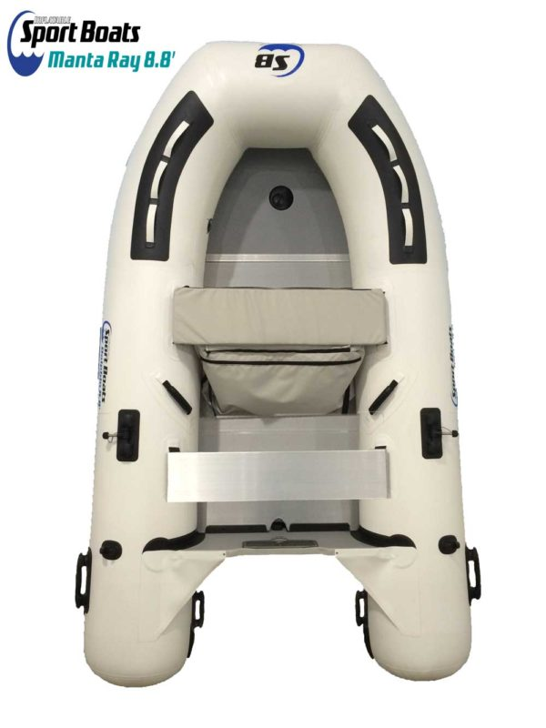 Inflatable Sport Boats Manta Ray 8.8 dinghy