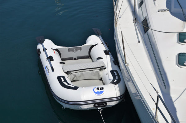dolphin sport boat for sail boat