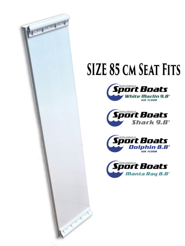 inflatable sport boat bench seat