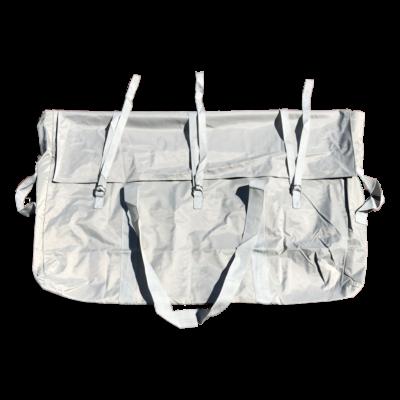 aluminum floor bag