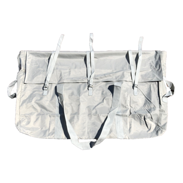 aluminum floor bag