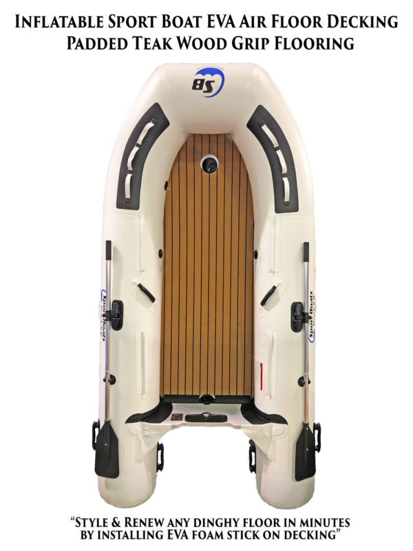 EVA flooring to add to inflatable boat