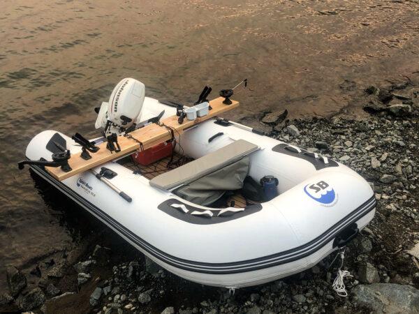 swordfish 10.8 fishing boat