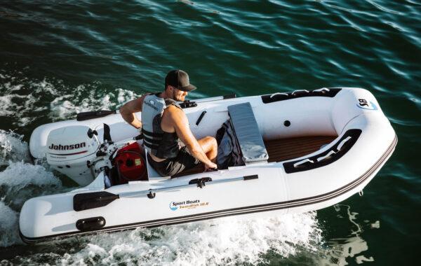 swordfish 10.8 sport boat