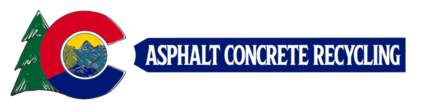 Asphalt Concrete Recycling Logo