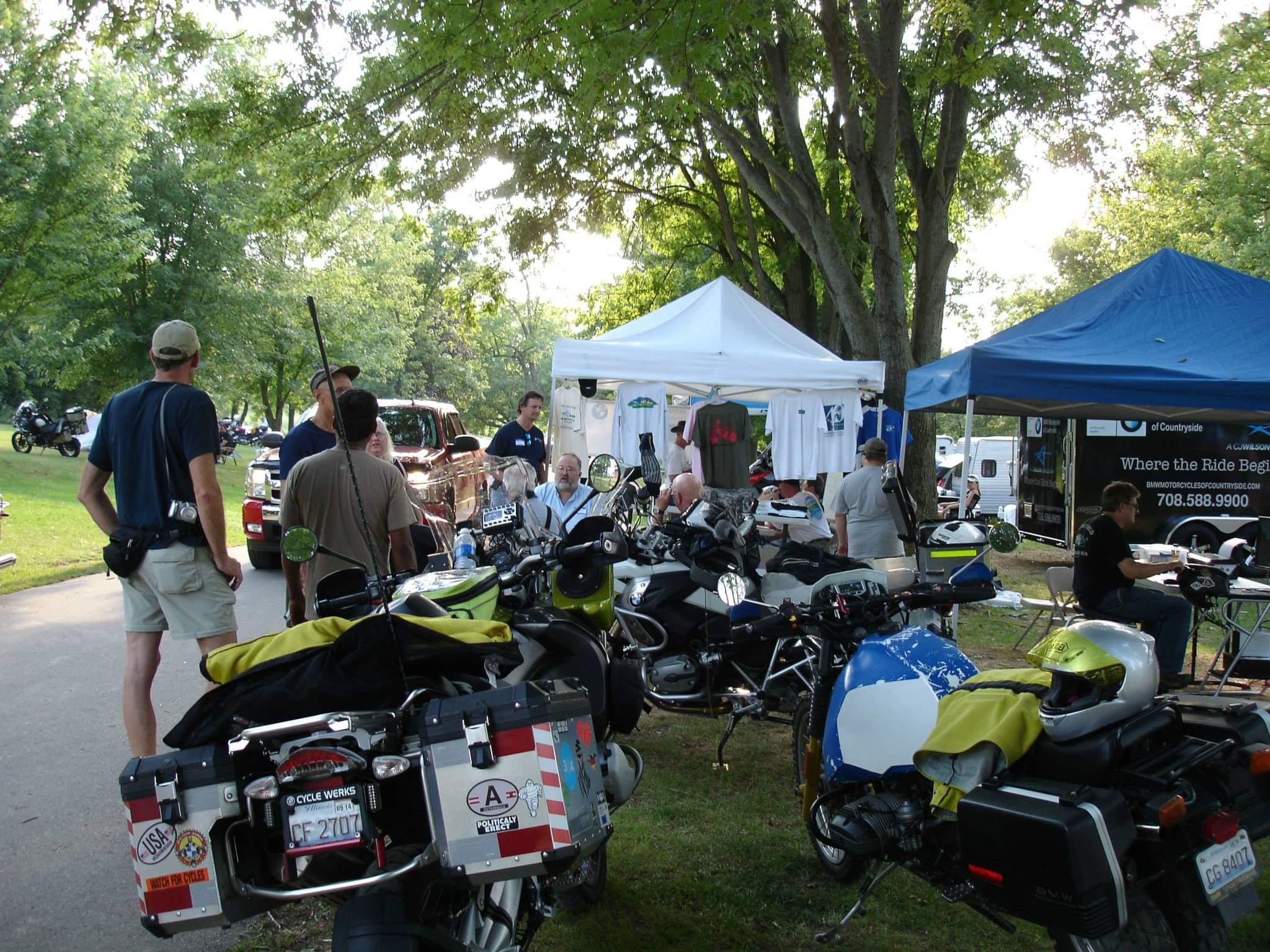 tent bikes