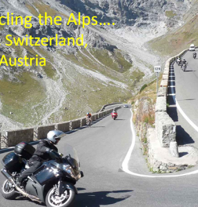 May 14 Club Zoom Meeting – Riding the Alps of Europe