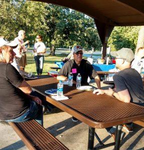 8/19 Club Meeting/Ice Cream – Deicke Park, Huntley, IL