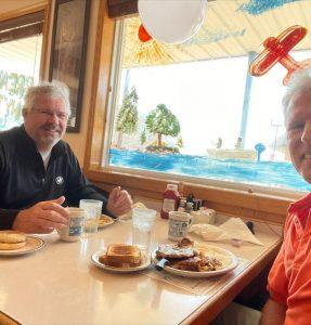 NEW Thursday Event…Breakaway Breakfast Rides