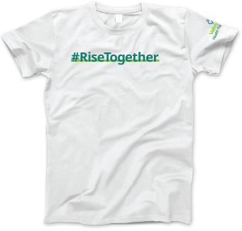 #RiseTogether T-Shirt