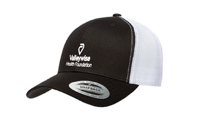 Valleywise Health Foundation Fitted Mesh Hat
