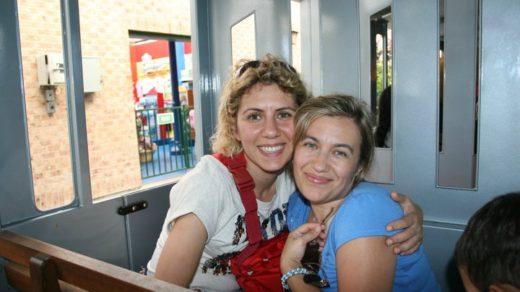 Birsen and Ebru
