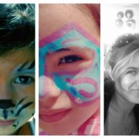 Face painting from EG Park
