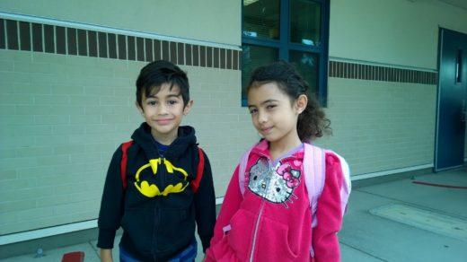 First week at Kindergarten