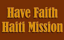 Have Faith Haiti Mission