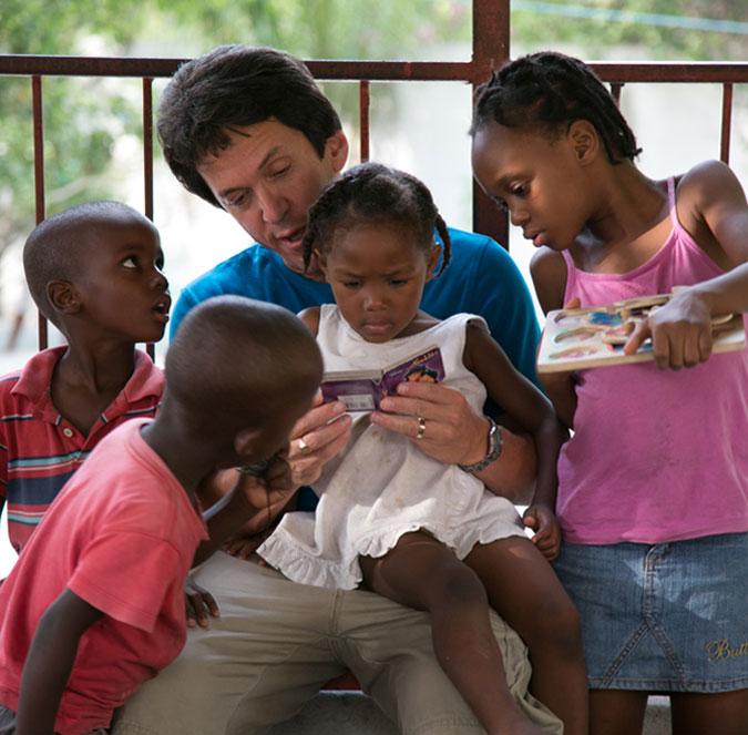 "My Donations to ""Have Faith Haiti Mission"""