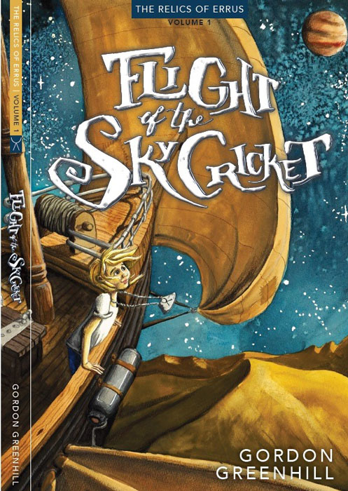 Flight of the SkyCricket by Gordon Greenhill