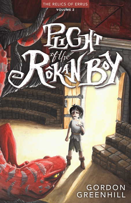 Plight of the Rokan Boy by Gordon Greenhill