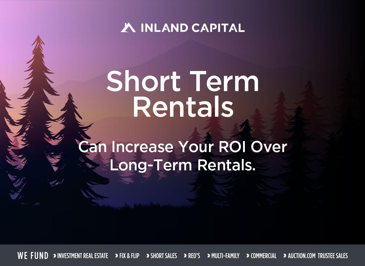 Private Money Lender Rental Property