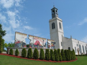 BerlinWall-Church