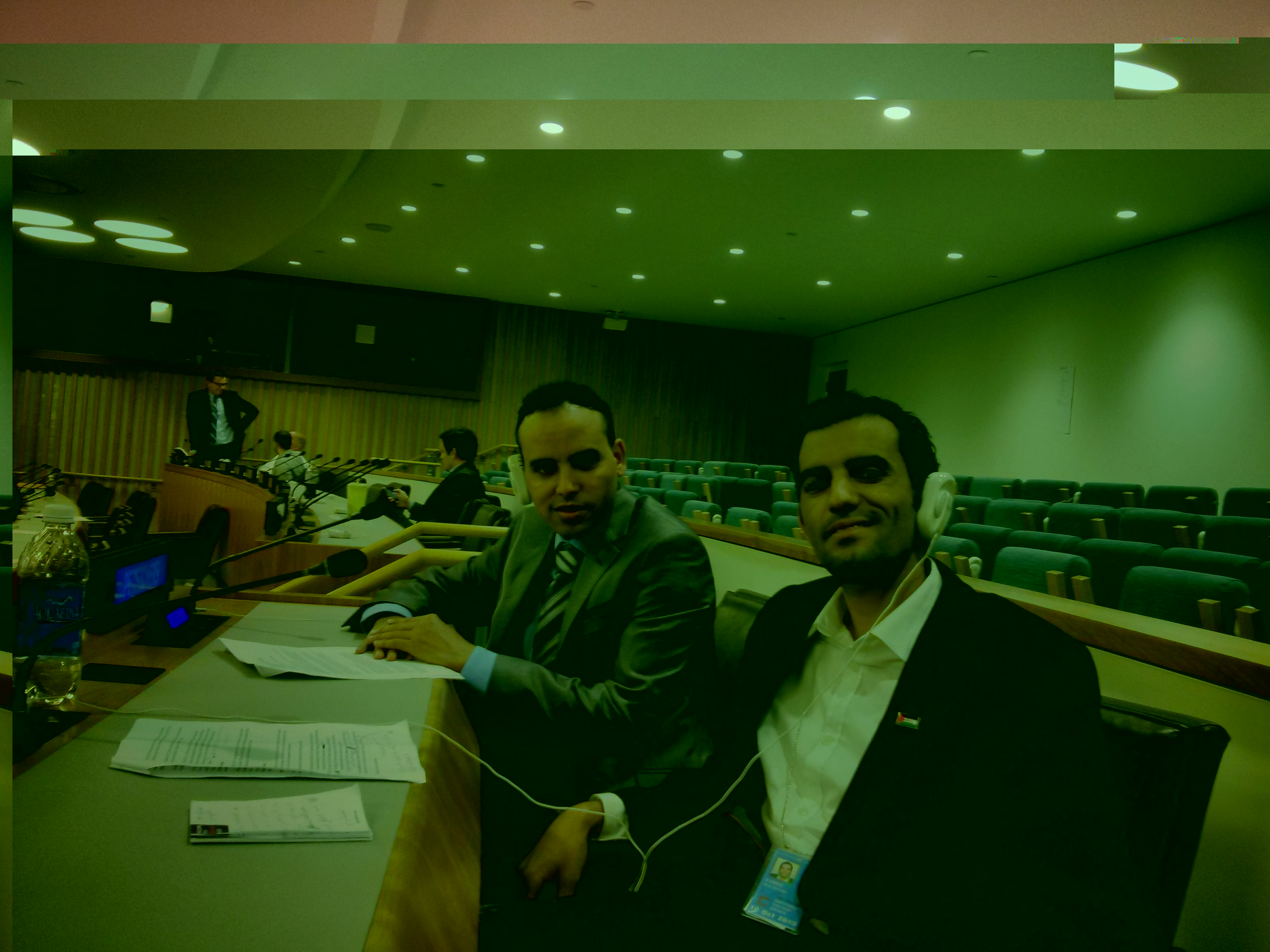 united nations general assembly ahmed