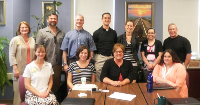 Career Services Roundtable held at Westminster College in Fulton, MO