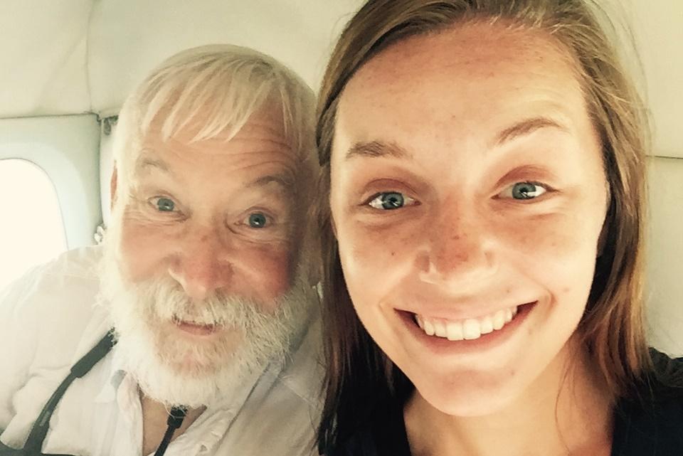 Alyssa-and-Dr-Ambspoker-WHEP-in-Belize-2015