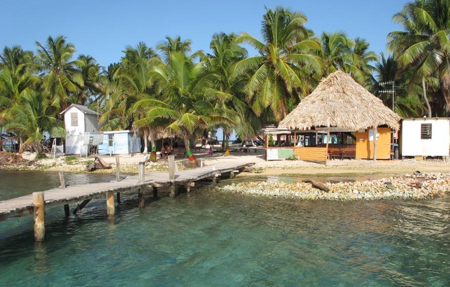 Tobacco-Caye-WHEP-in-Belize-2015