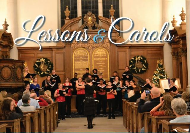 Lessons and Carols 2