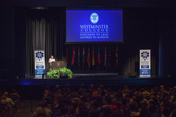 Dr. Dawn Holliday, 2016 Hancock Symposium