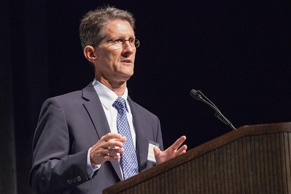 Dr. James Carrington, 2016 Hancock Symposium