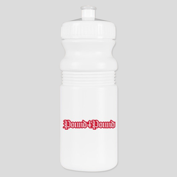 Water Bottle 20oz - White