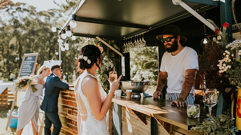 Peats Ridge Wedding Venue - The Ridge Estate