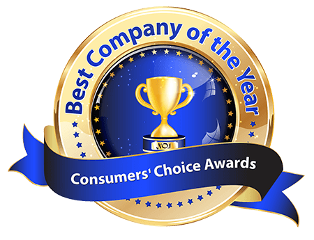 Voted Best Company of the year