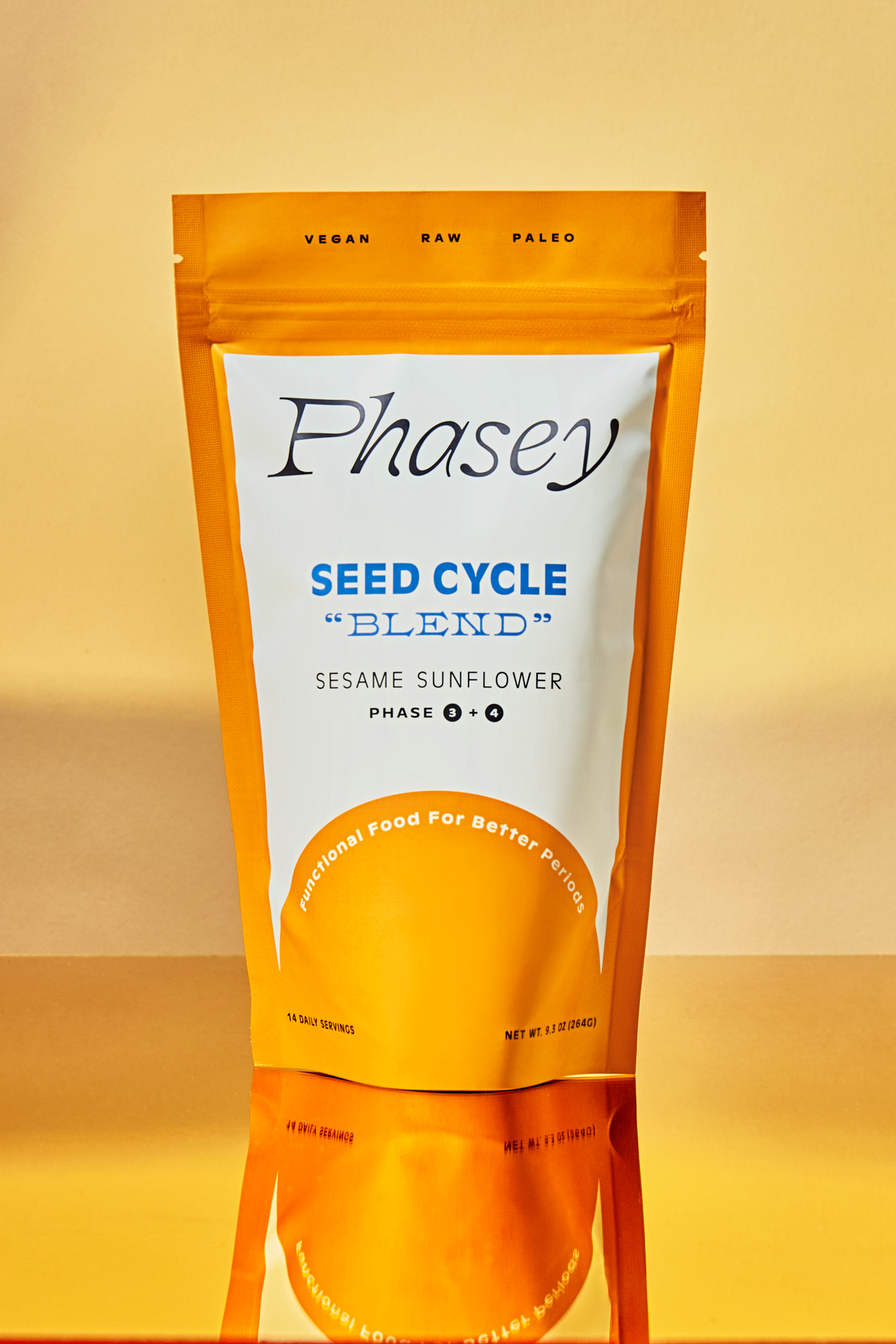 Sesame Sunflower Seed Cycle Blend