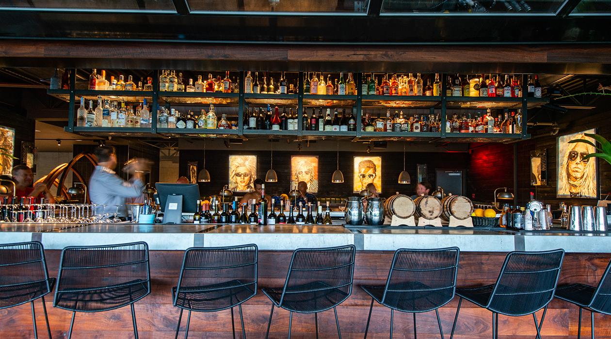 Arnette's Chop Shop Rooftop Bar