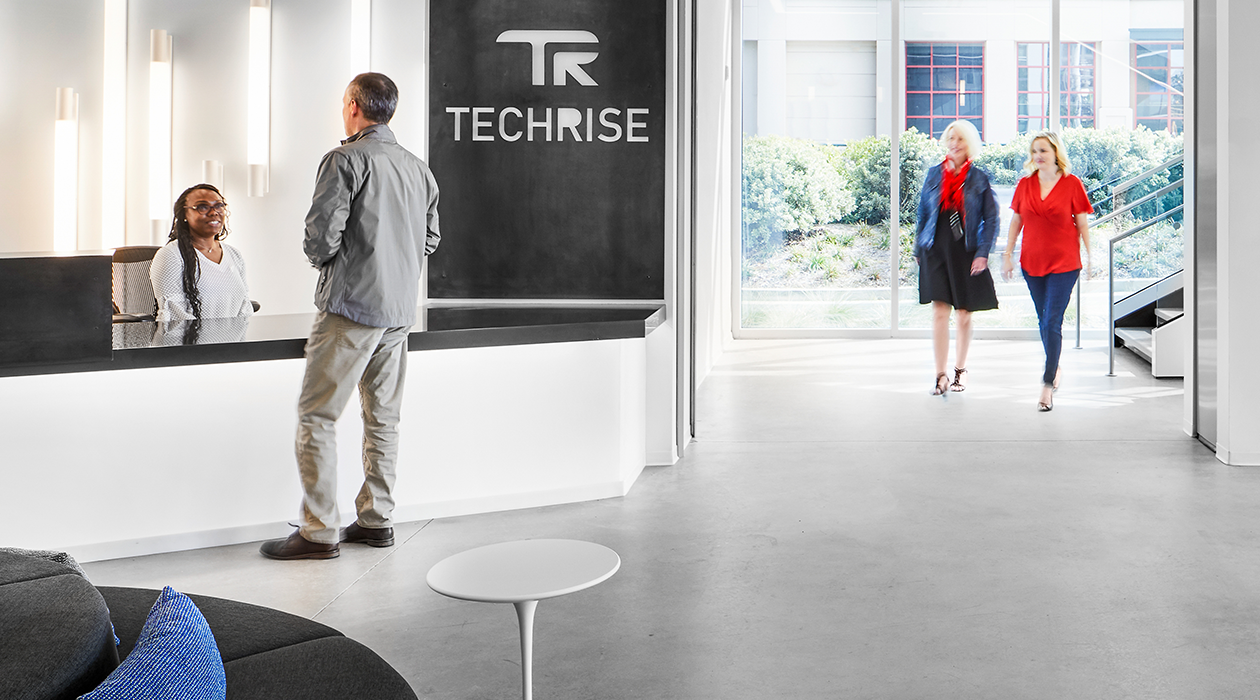 TechRise Lobby