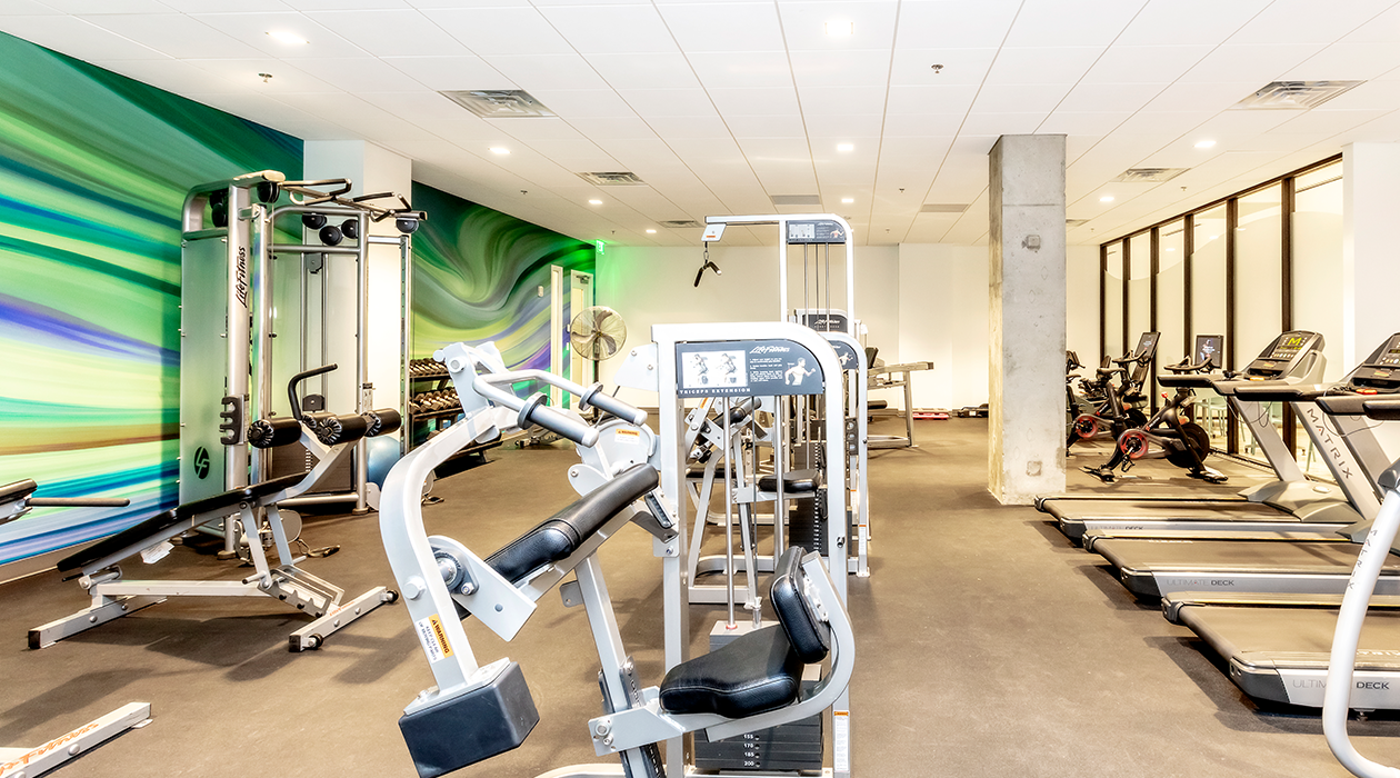 Peachtree 25th Fitness Center