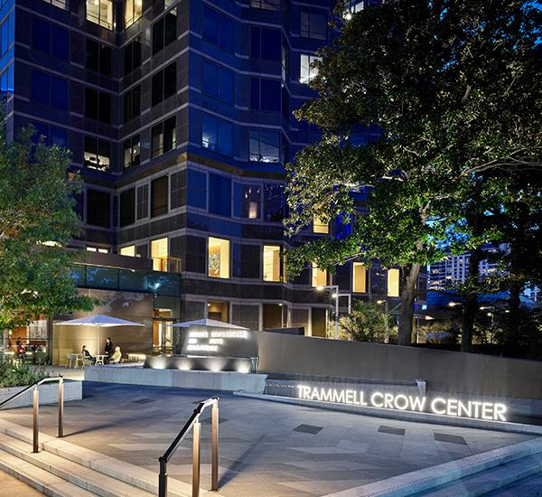 Trammell Crow Center Dallas