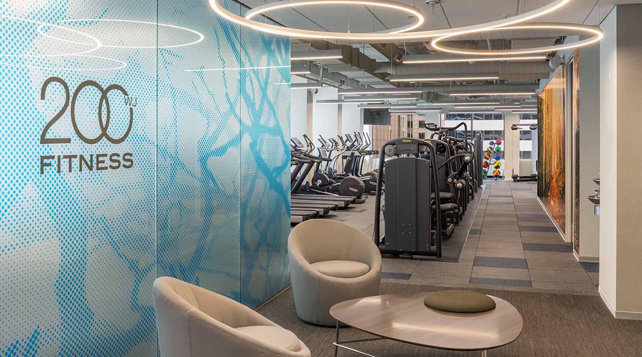 200 West Jackson Fitness Center
