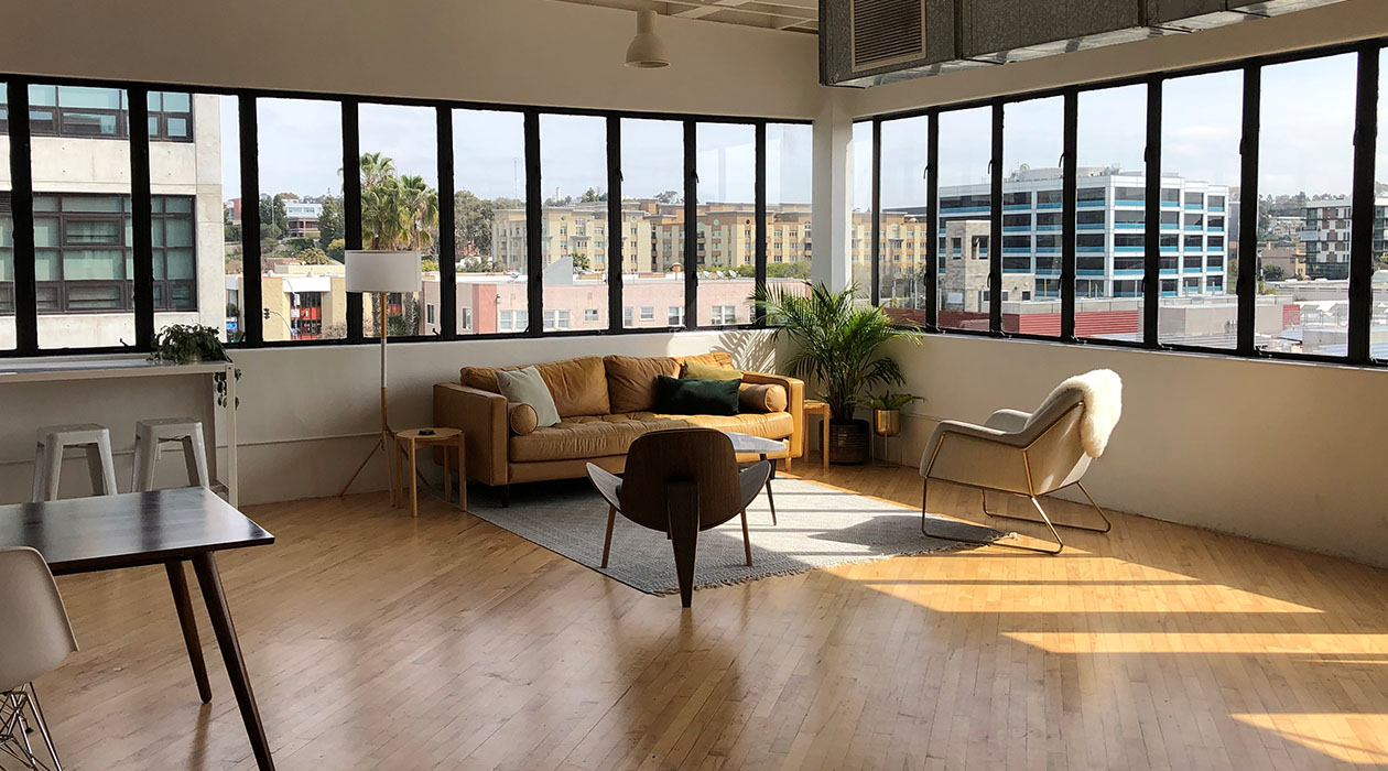 The Ratner Building Suite 315