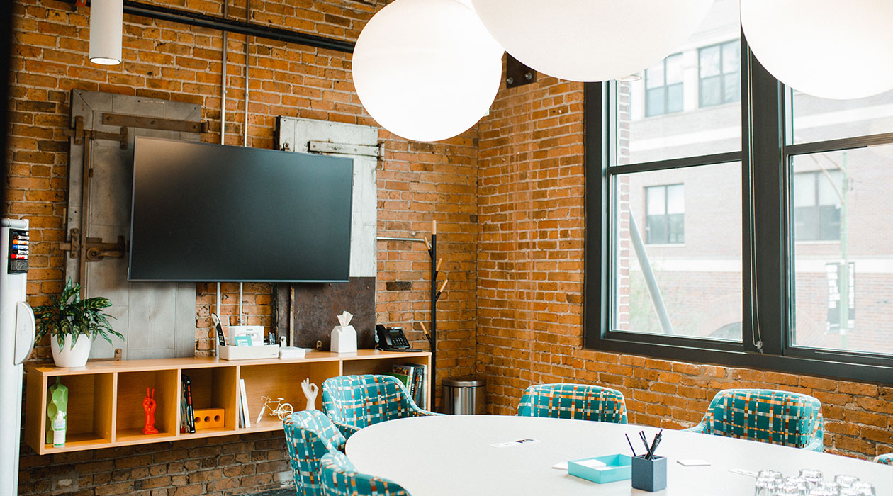 Private Conference Room at 159 N Sangamon